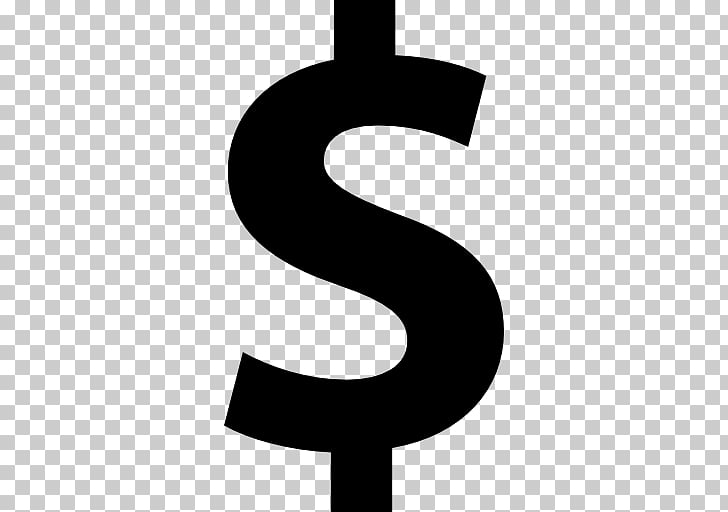 Dollar sign Computer Icons, dollar sign PNG clipart.