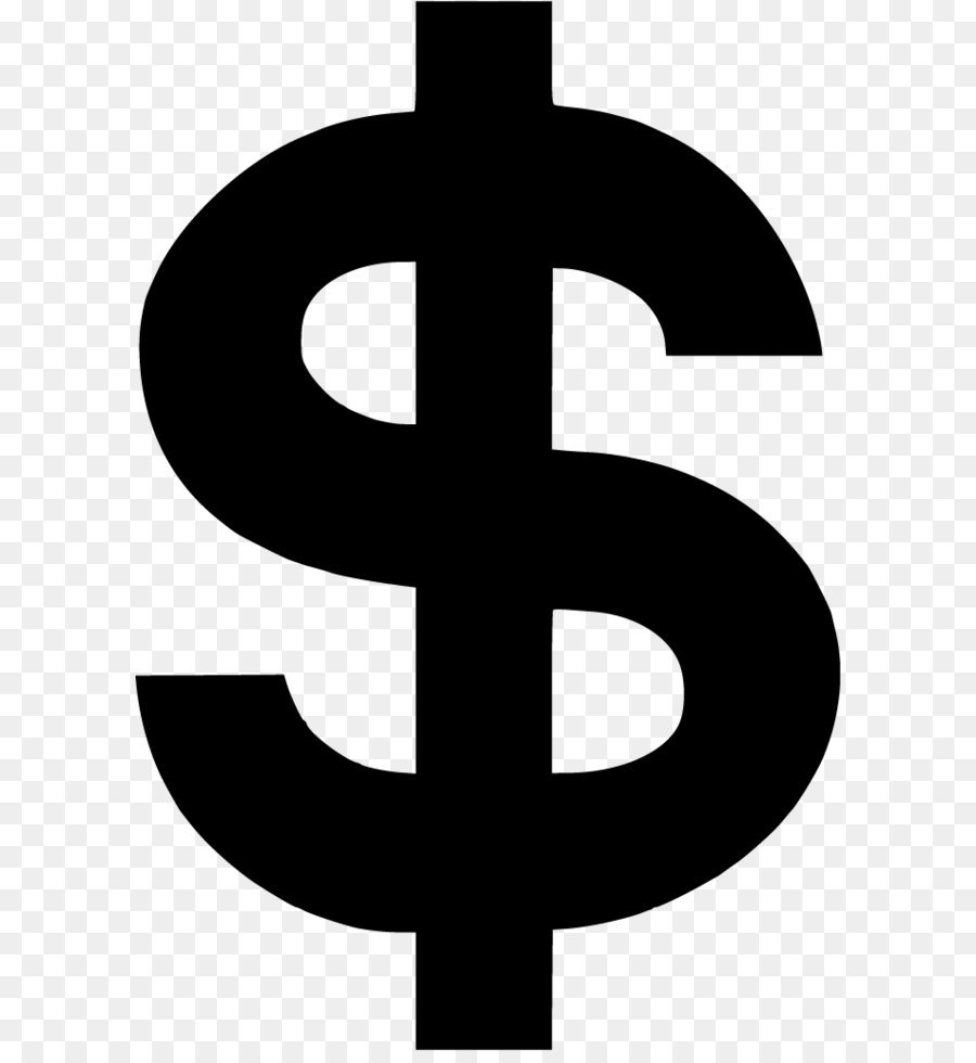 Dollar Sign png download.