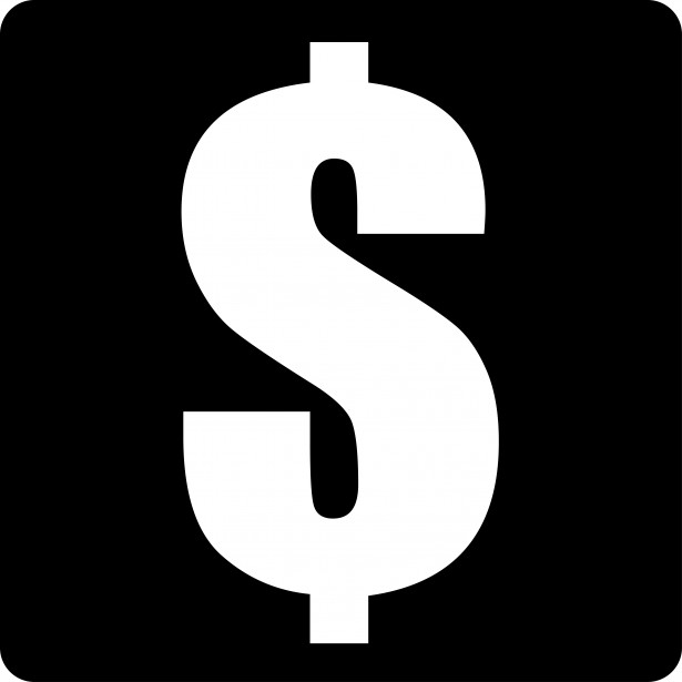 Free Dollar Sign Outline, Download Free Clip Art, Free Clip.