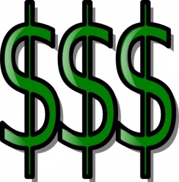 Dollars Clipart.