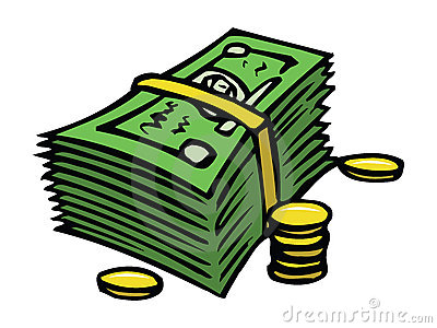 Dollars And Cents Clipart.
