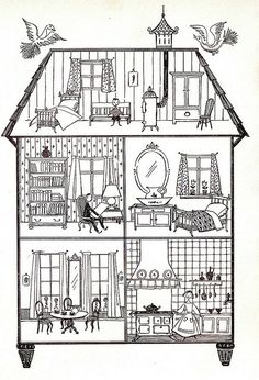 Free Doll House Cliparts, Download Free Clip Art, Free Clip.