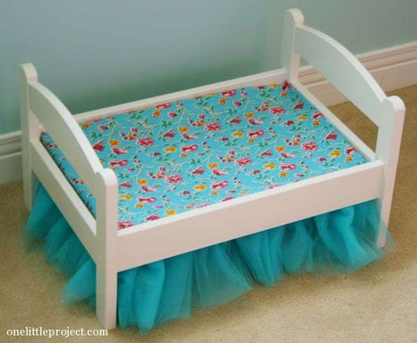 1000+ ideas about Doll Beds on Pinterest.