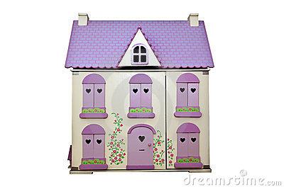 My Dolls House Royalty Free Stock Photos.