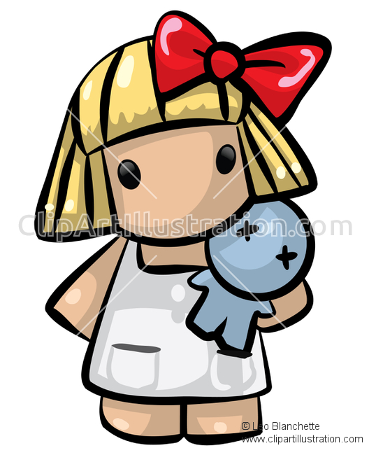 Dolly Name Clipart.