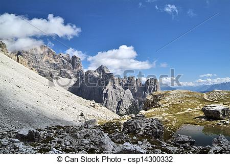 Stock Photos of Italy, South Tyrol.