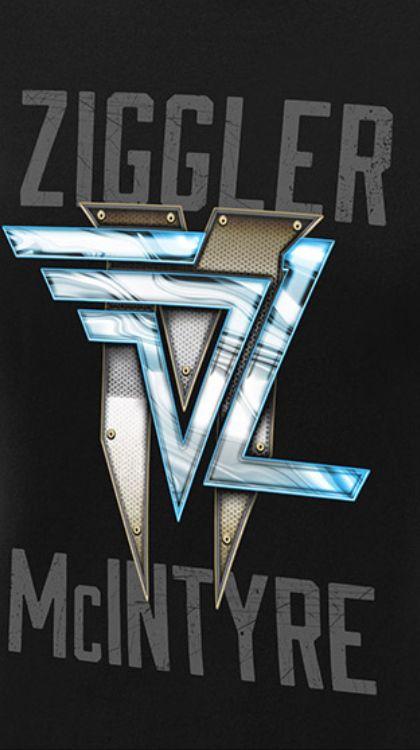 Dolph Ziggler and Drew McIntyre Logo.