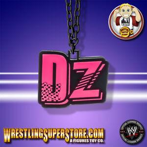 Details about WWE Dolph Ziggler Pink Logo Pendant.
