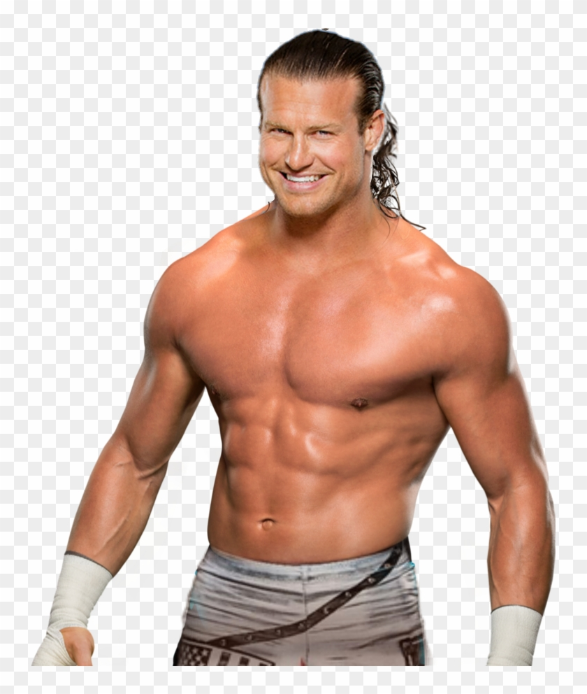 Wwe Dolph Ziggler Png.