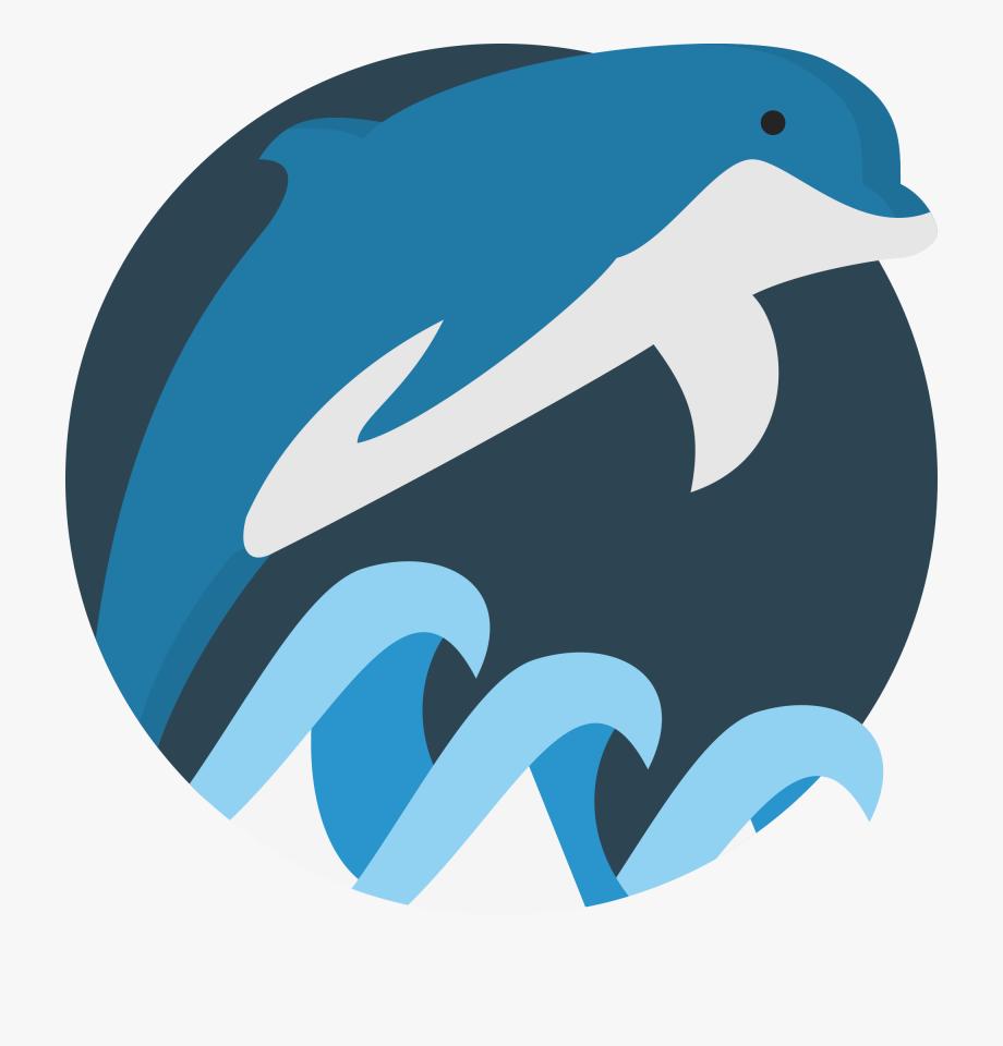 Dolphin Clipart Dolphin Tail.