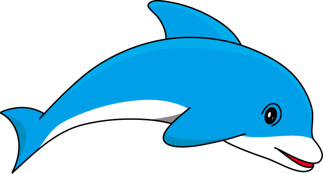 dolphin clip art with transparent background.