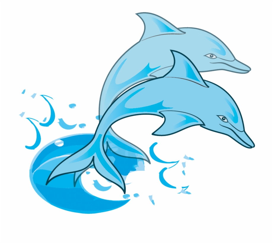 Pink Dolphin Clipart At Getdrawings.