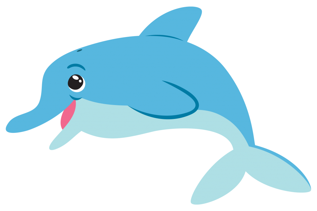 Dolphin Clipart No Background.