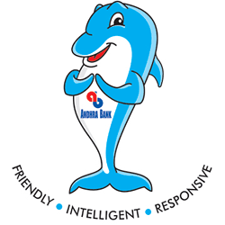 Dolphin Mascot Clipart.