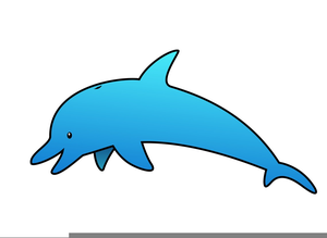 Dolphins Clipart Free.