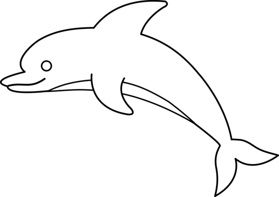 Dolphin Clipart Pictures.