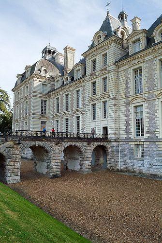 Château de Cheverny.