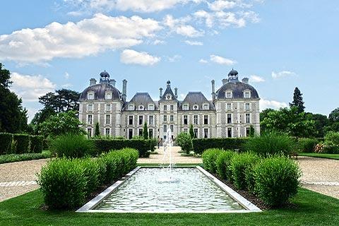 Chateau de Cheverny, France (Loir.
