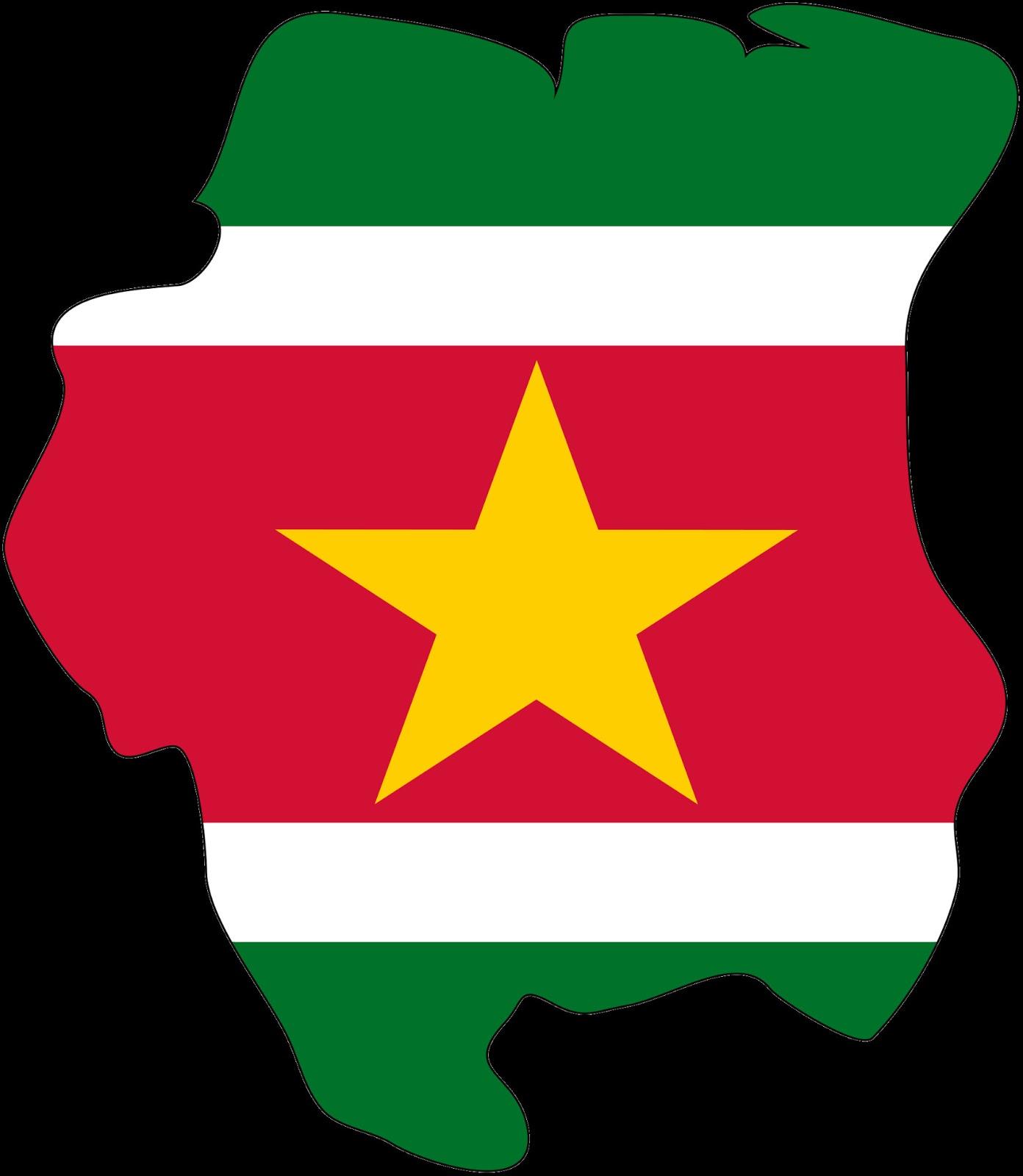 Emily Grace: Domburg, Suriname.