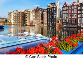 Dutch canal house Stock Photo Images. 3,949 Dutch canal house.