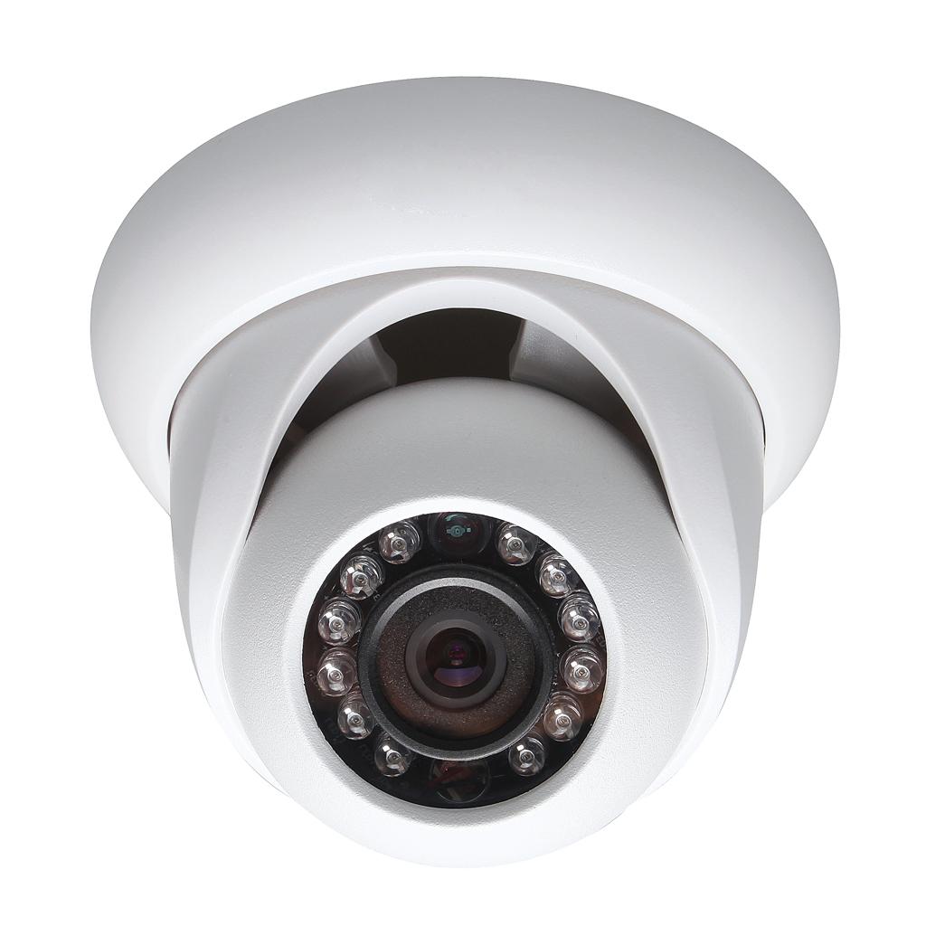 Dome camera clipart.