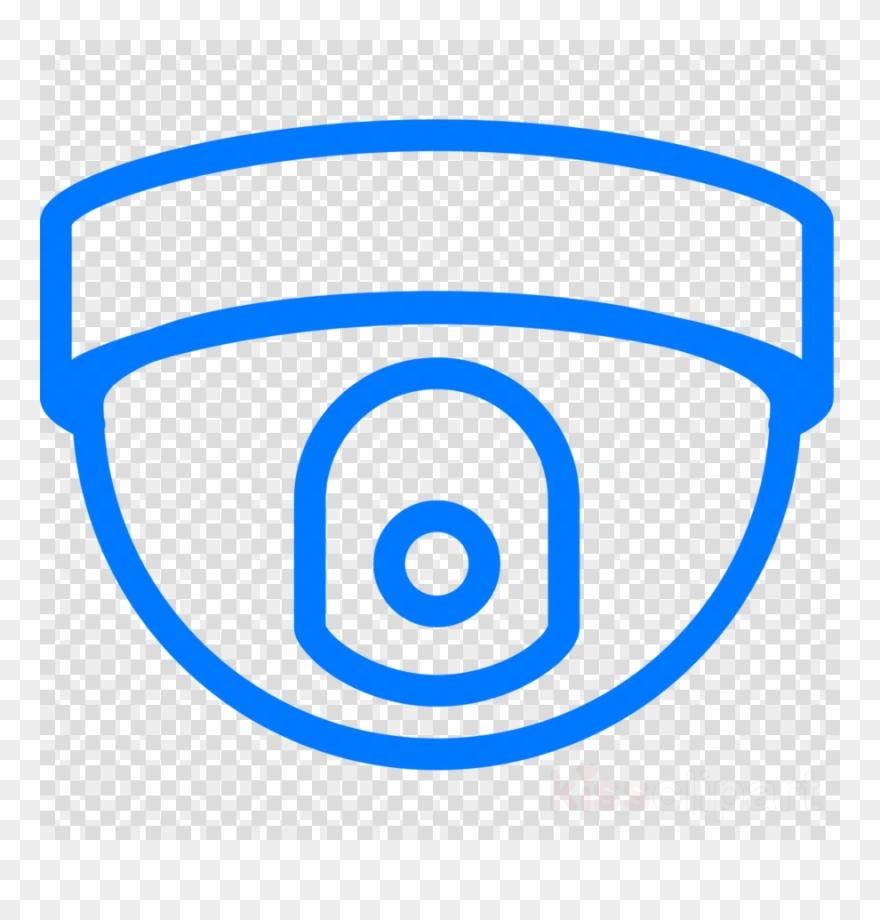 Dome Camera Icon Png Clipart Closed.