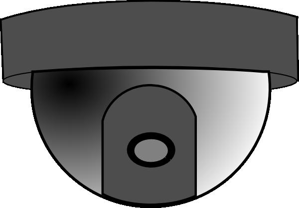 Dome Camera Clip Art at Clker.com.