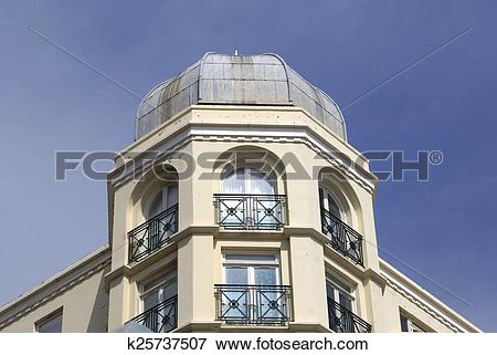 Picture of domed roof and arched windows k25737507.