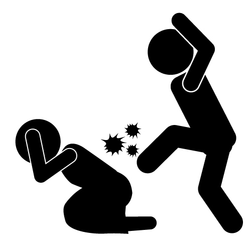 Family Violence Clipart.