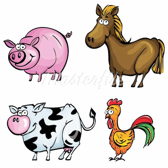 Farm Animal Clip Art & Farm Animal Clip Art Clip Art Images.