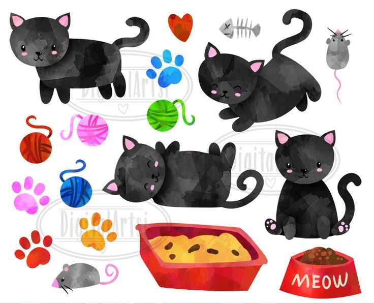 1000+ ideas about Cat Clipart on Pinterest.