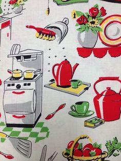 Retro Kitschy Domestic Housewife Jello Molds Jello Blue Background.