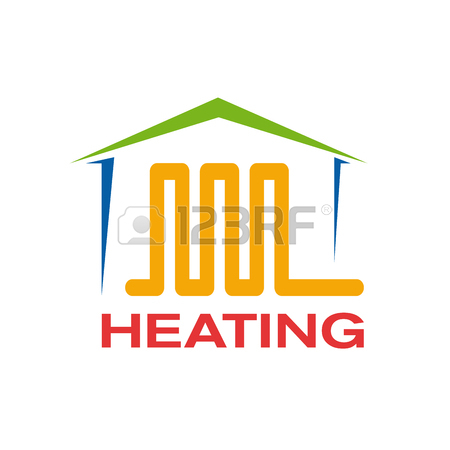 Vector Sign Domestic Heating Royalty Free Cliparts, Vectors, And.