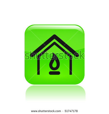 Home Heating Gas Clip Art.