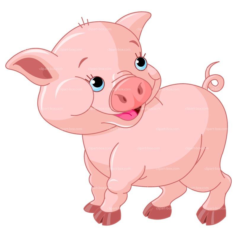 Pig Clip Art & Pig Clip Art Clip Art Images.