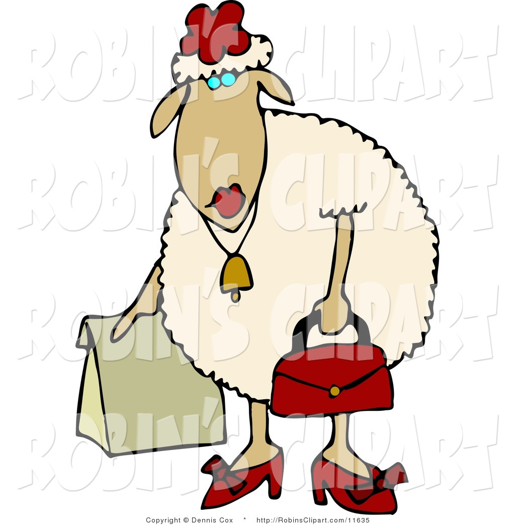 Royalty Free Domestic Sheep Stock Robin's Designs.