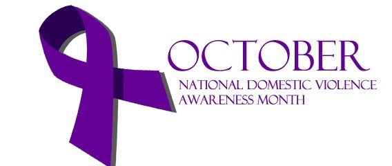 Domestic Violence Awareness Month.