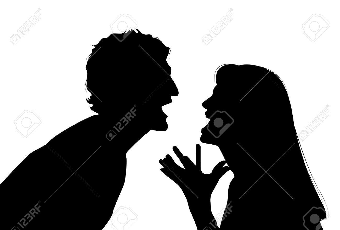 domestic violence clipart.
