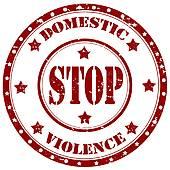 Domestic Violence Clip Art.