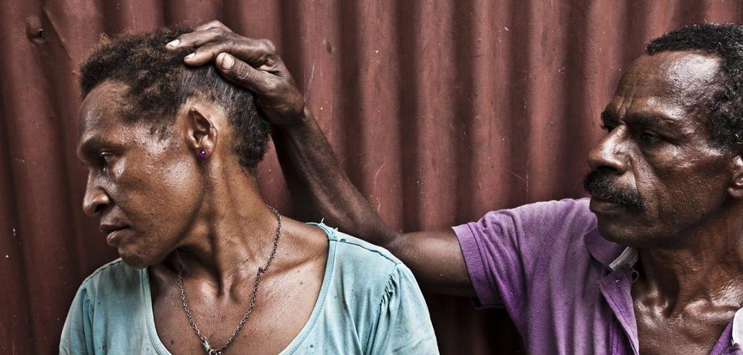Papua New Guinea Fights Domestic Violence.