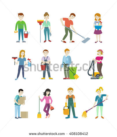 Domestic Work Images.