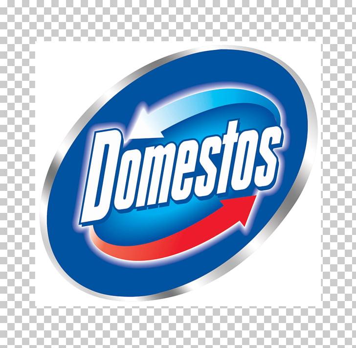Domestos Logo Unilever Bleach Brand, bleach PNG clipart.