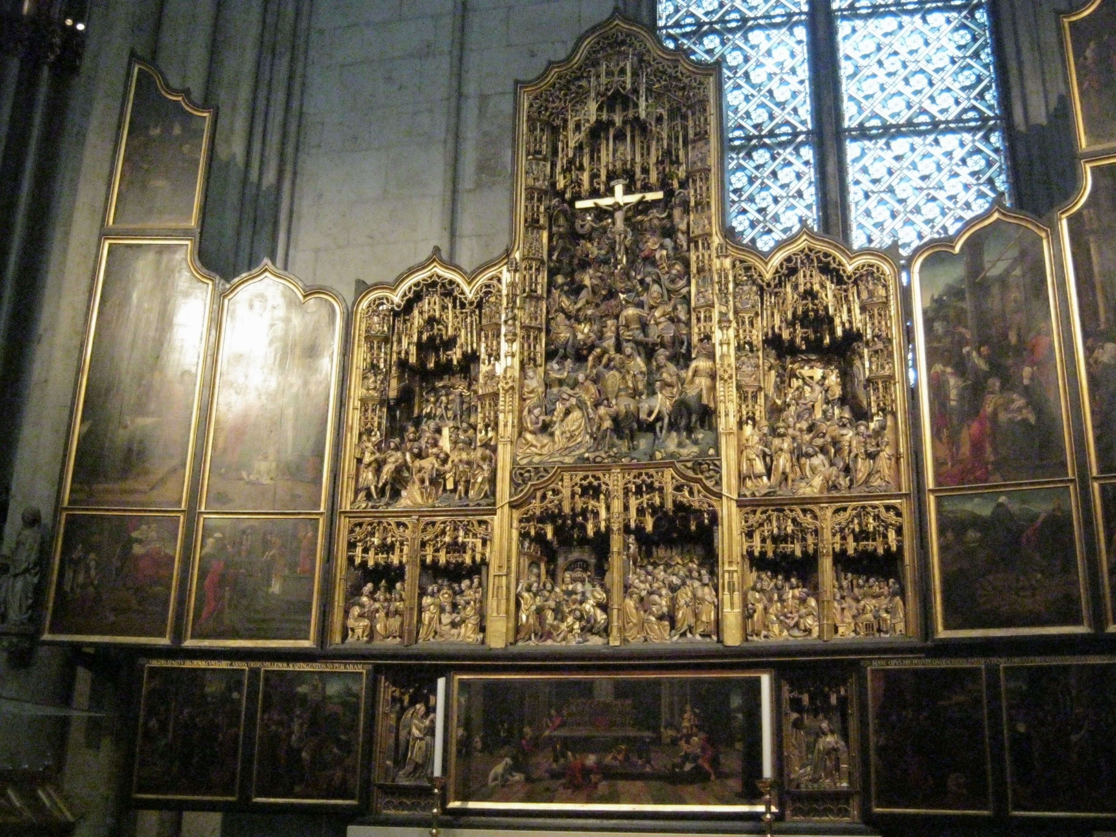 Hiking Tour to Cologne Cathedral.