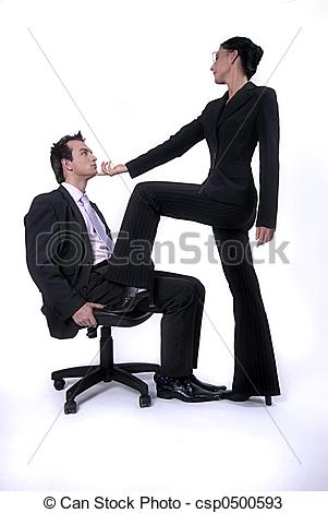 Stock Photos of Business domina.