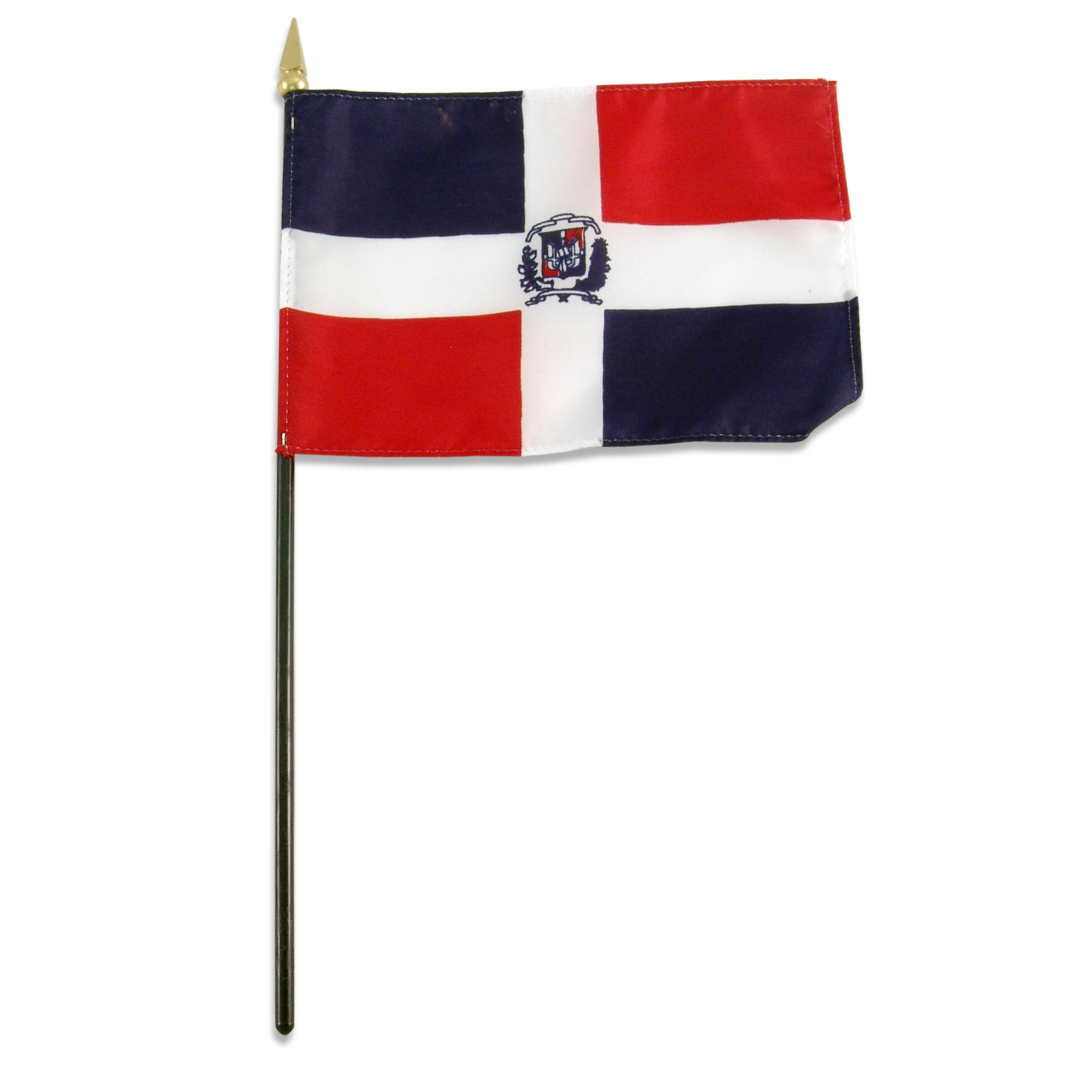 Dominica flag clipart.