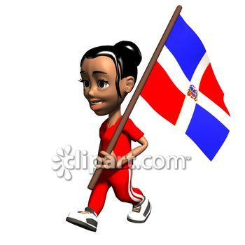 Clipart dominican.