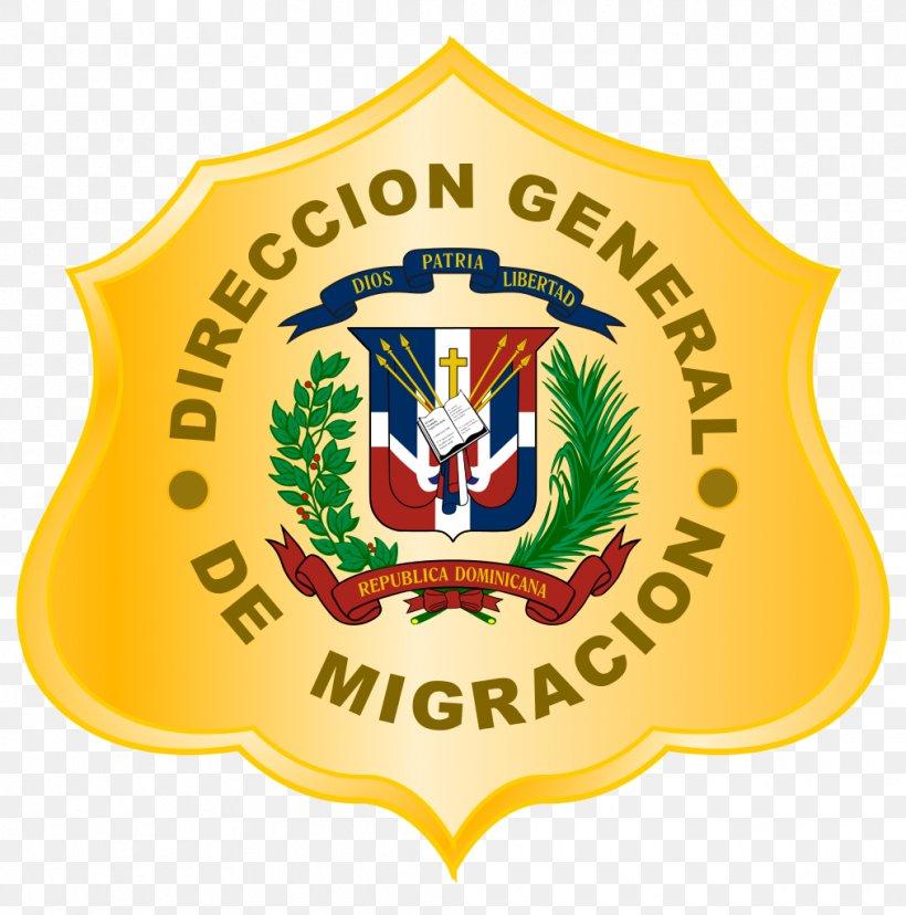 Dominican Republic Logo Badge T.