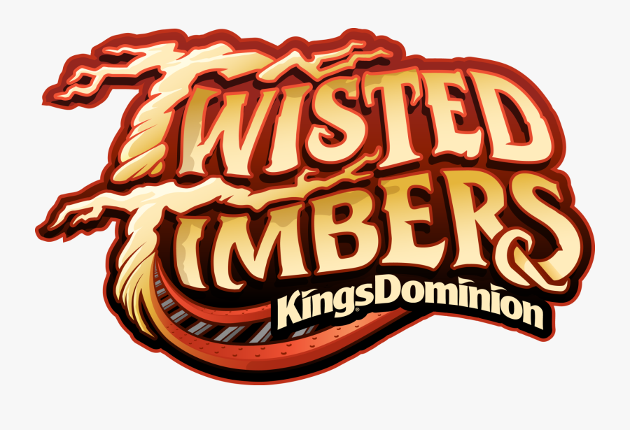 Twisted Timbers Kings Dominion Logo , Free Transparent.