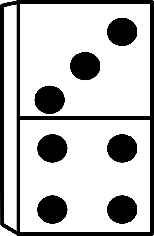 Domino Clipart.