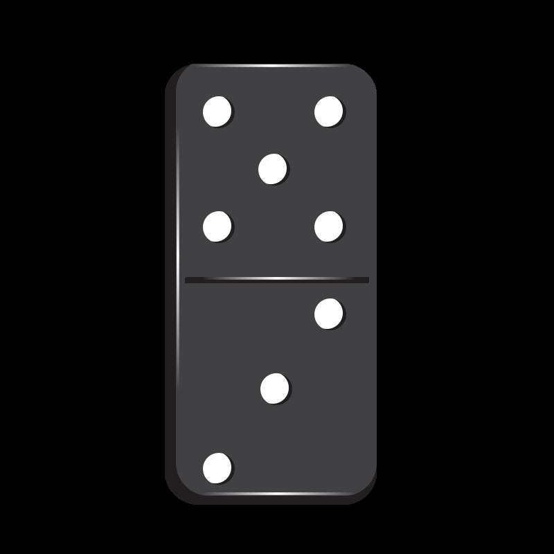 Free Clipart: Domino.